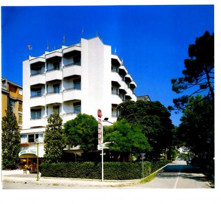 Hotel Tilly *** Cesenatico