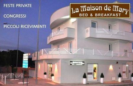 BED AND BREAKFAST LA MAISON DE MARIE