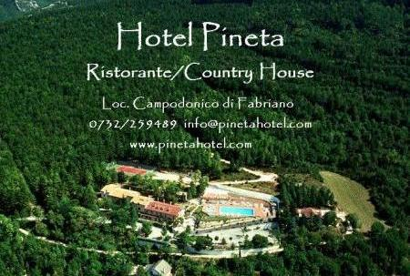 Hotel Pineta Ristorante Country House