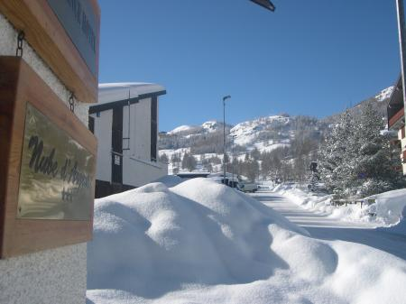 Residence Nube d'argento_winter