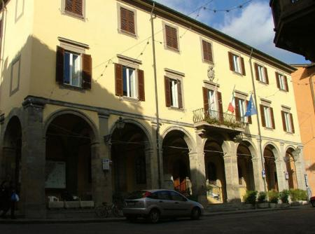 Bed & Breakfast / Pensione Palazzo Torriani_winter