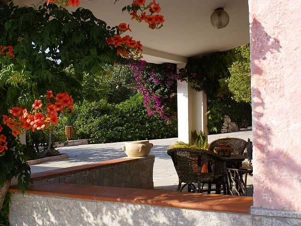 Bed and Breakfast Antico Casolare Reparto wellness