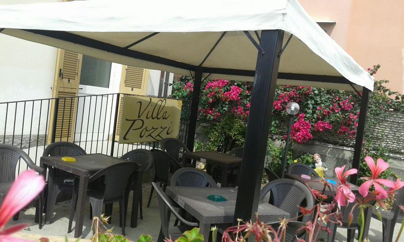 Casa Pozzi Riva Trigoso.Villa Pozzi Hotel Liguria Riva Trigoso Sestri Levante