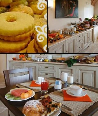 Bed & Breakfast / Pensione Tarchon bed and breakfast
