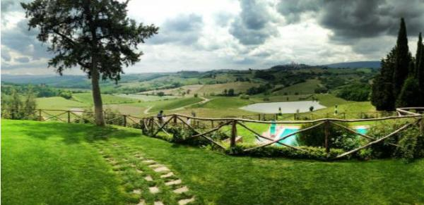 Fun In Tuscany Wellness-Bereich